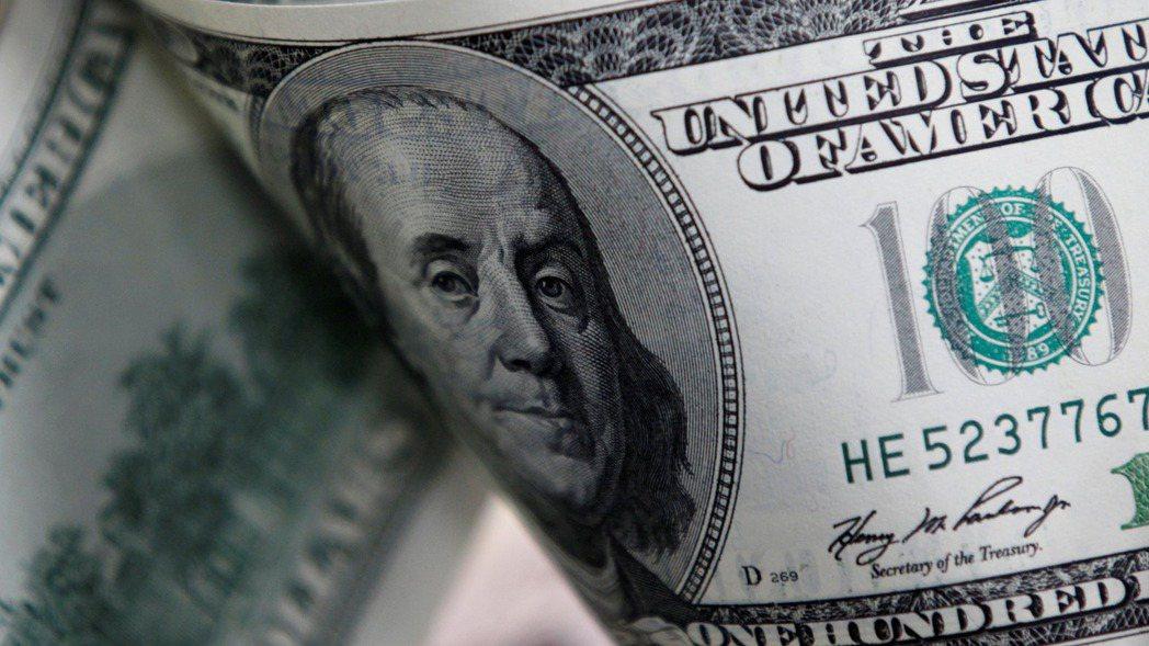 摩根士丹利策略師不再預期美元短期走貶。(路透)