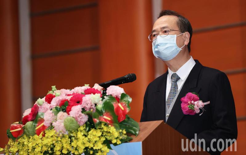 司法院長許宗力。 聯合報資料照片  記者潘俊宏/攝影