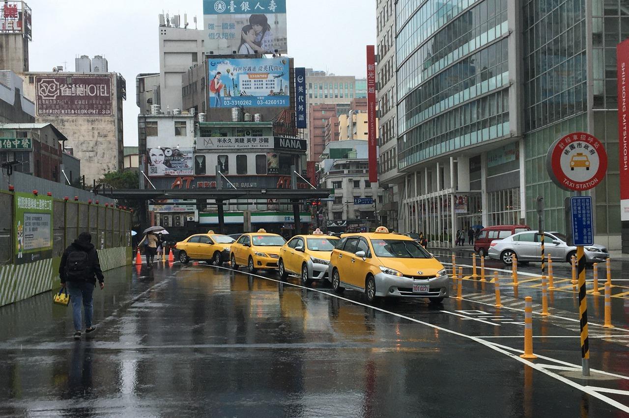 桃園春節計程車 每趟加收50元
