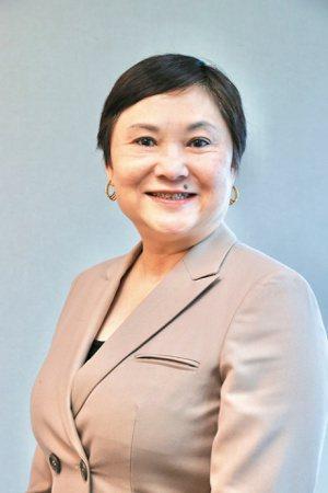 台灣人壽通路一處副總經理高鶯娟 記者黃義書/攝影