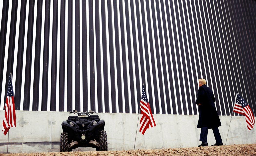 1月20日之後,「共和黨到底還會剩下多少『川普的痕跡』?」 圖/美聯社