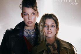 45歲蜜拉喬娃維琪攜13歲女兒登時尚雜誌 長女完美遺傳神仙顏值基因