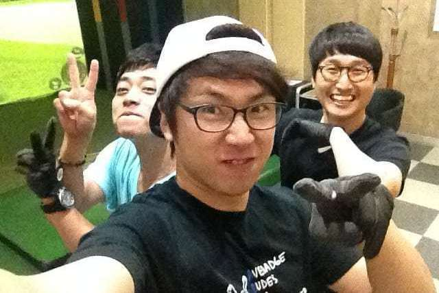 歌手MOSE與景東浩是好友。圖/擷自IG