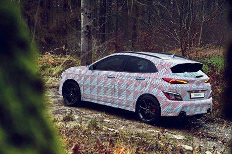 影/品牌第一款性能休旅 全新Hyundai Kona N即將登場!