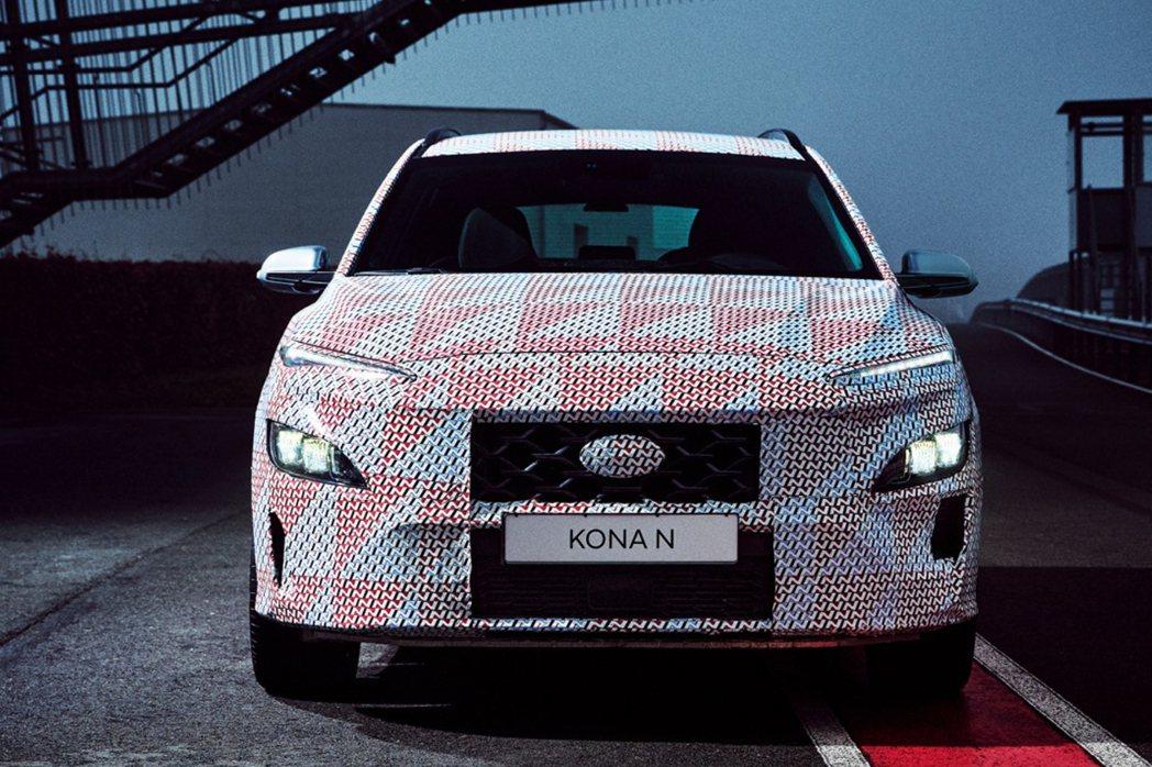在N Performance加入後,Hyundai Kona的動力編成將會更為豐...