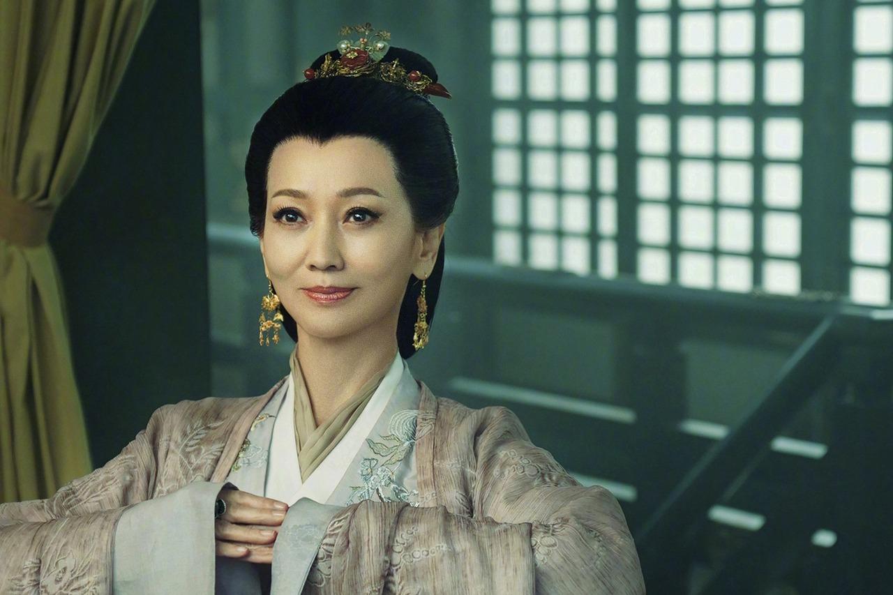 趙雅芝當「上陽賦」章子怡娘 挨批讓人出戲:老覺得是白娘子