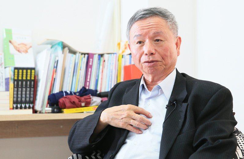 前衛生署長楊志良一席「開除說」,引發醫界及網友鋪天蓋地批評,但楊回應,「批評他沒有意見」。圖/聯合報系資料照片