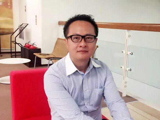 台灣長照醫學會南部辦公室主任王冠斌。 台灣長照醫學會/提供