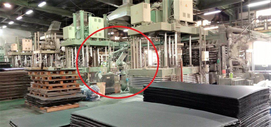 EVA泡棉發泡製造大廠,為了避免工安事件發生及確保產品產量,並提高競爭優勢,因而...