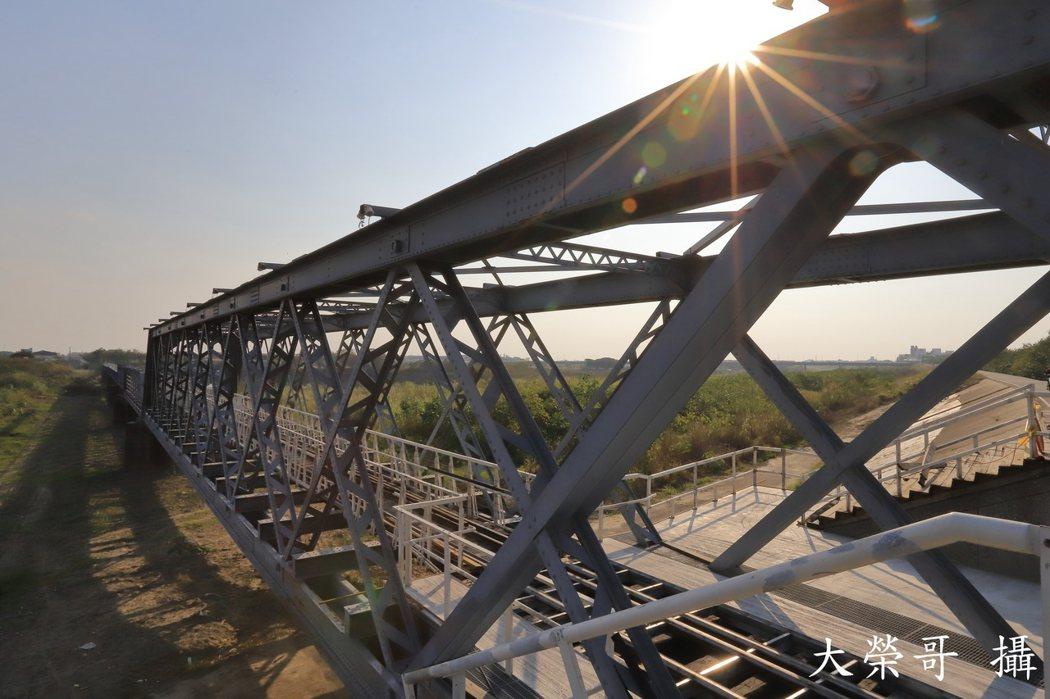 14.虎尾糖廠舊鐵橋