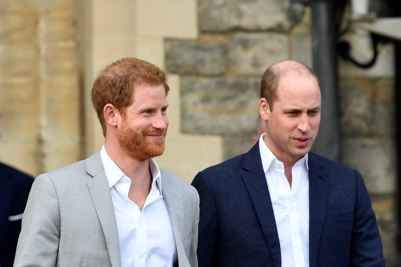 哈利、威廉關係再也回不去了?皇室專家揭露真實關係