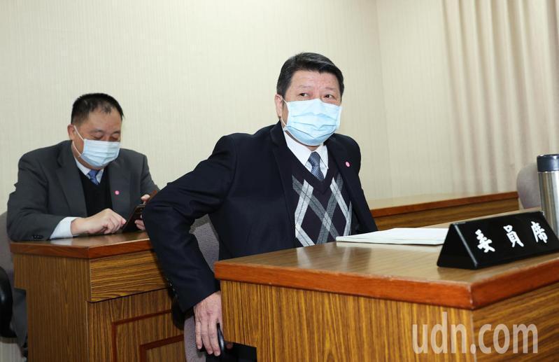 國防部副部長張哲平(右)。聯合報系記者潘俊宏/攝影