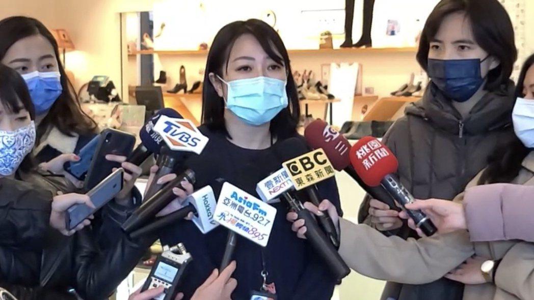 經證實確診個案838男醫師於可傳染期間未到大江購物中心。大江購物中心企畫部主任余...