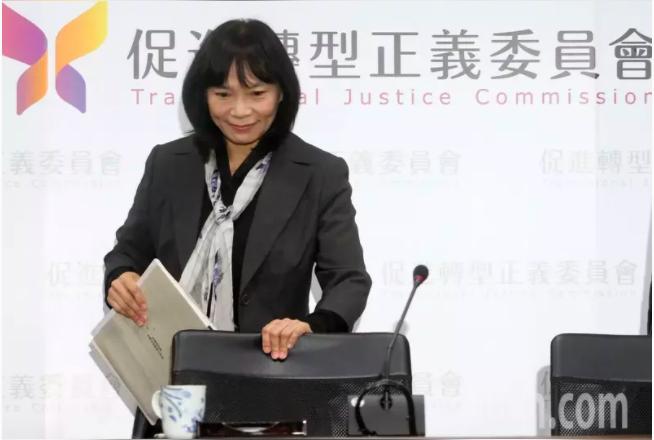 促轉會主委楊翠。本報資料照片
