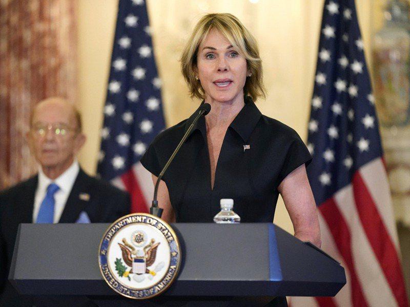 美國駐聯合國大使克拉夫特今天凌晨臨時取消訪台行程。 美聯社