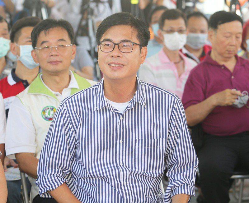 高雄市長陳其邁知情人士指出,市長多次向中央表達希望劉柏良留下的聲音,「市長百分百力挺劉局長」。本報資料照片