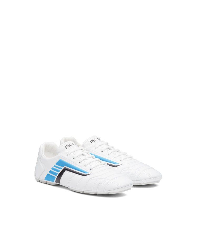 Rev皮革休閒鞋,33,500元。圖/PRADA提供