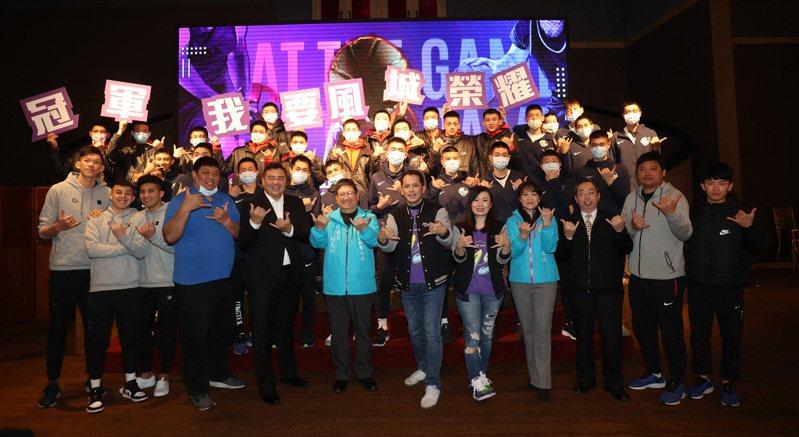 2021日出茶太菁英盃籃球邀請賽將於19日點燃戰火。圖/六角國際提供