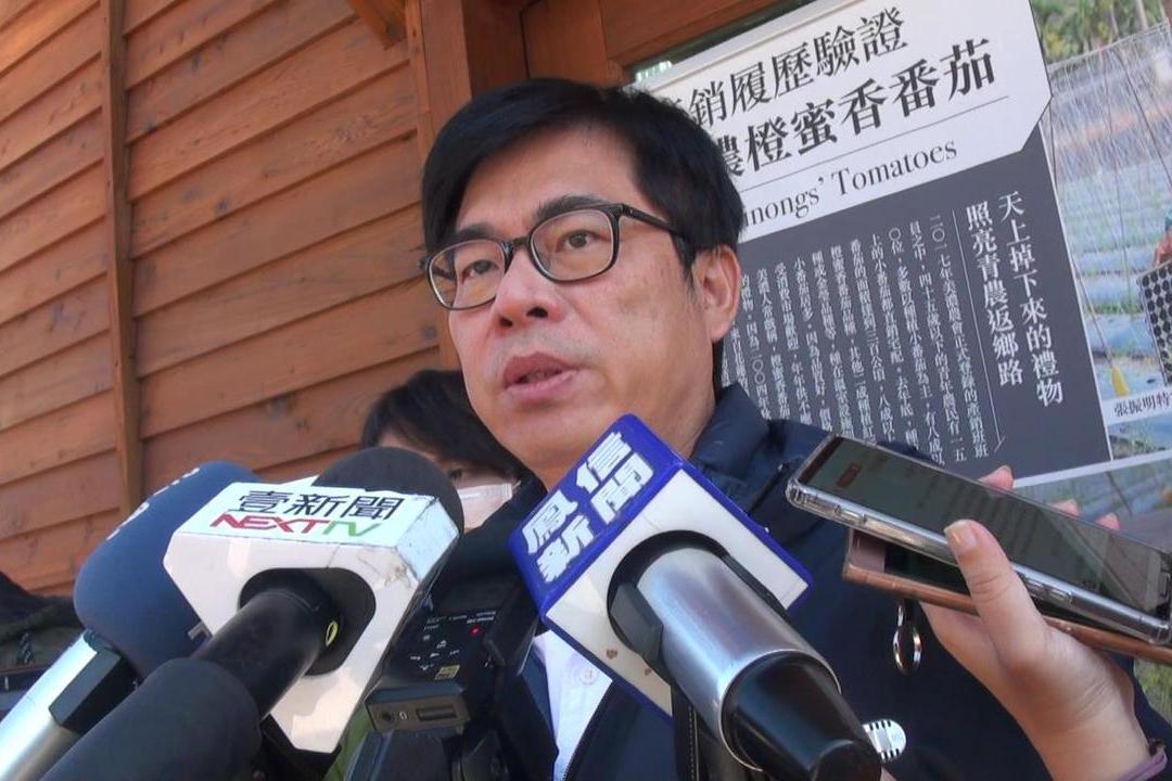 陳其邁表態了 依然留不住高雄市警察局長劉柏良