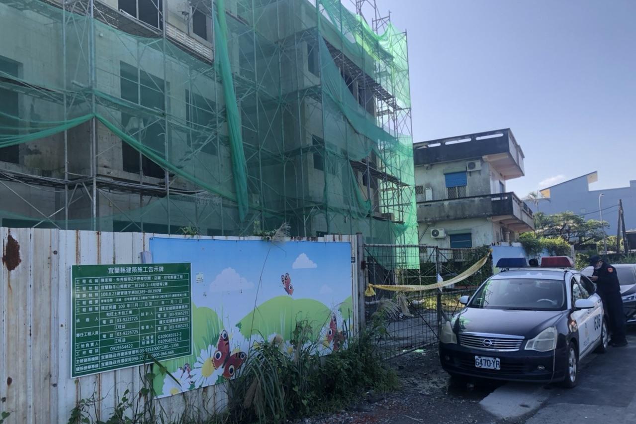 透天厝防水工程出意外 小包商5樓墜1樓送醫不治