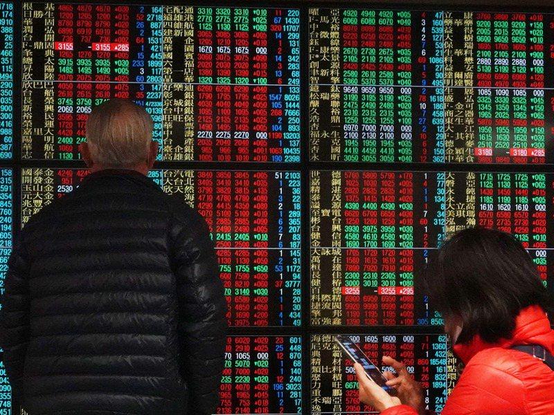 台股昨持續創新高,投信業者表示,今年投資要提防兩大風險。記者杜建重/攝影