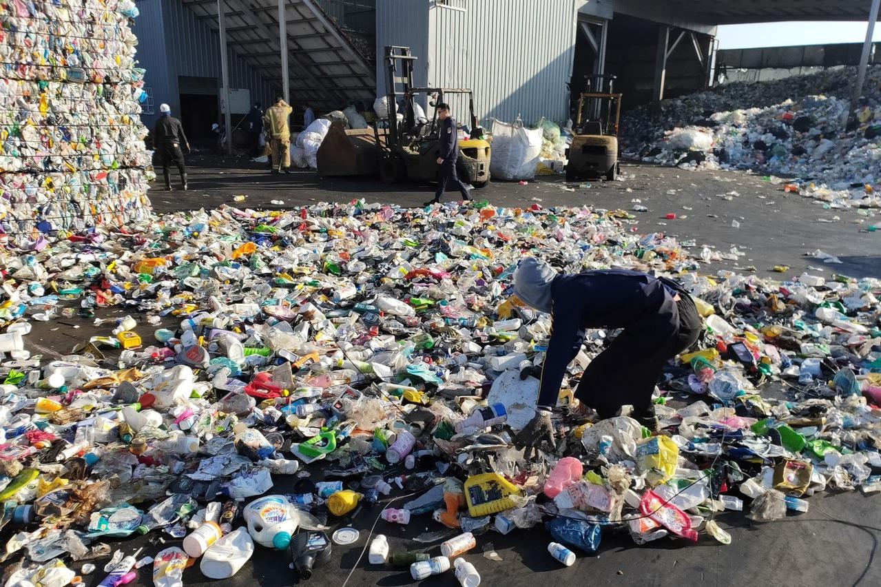 台南新營資源回收場工人斷臂 業者遭開罰勒令停工