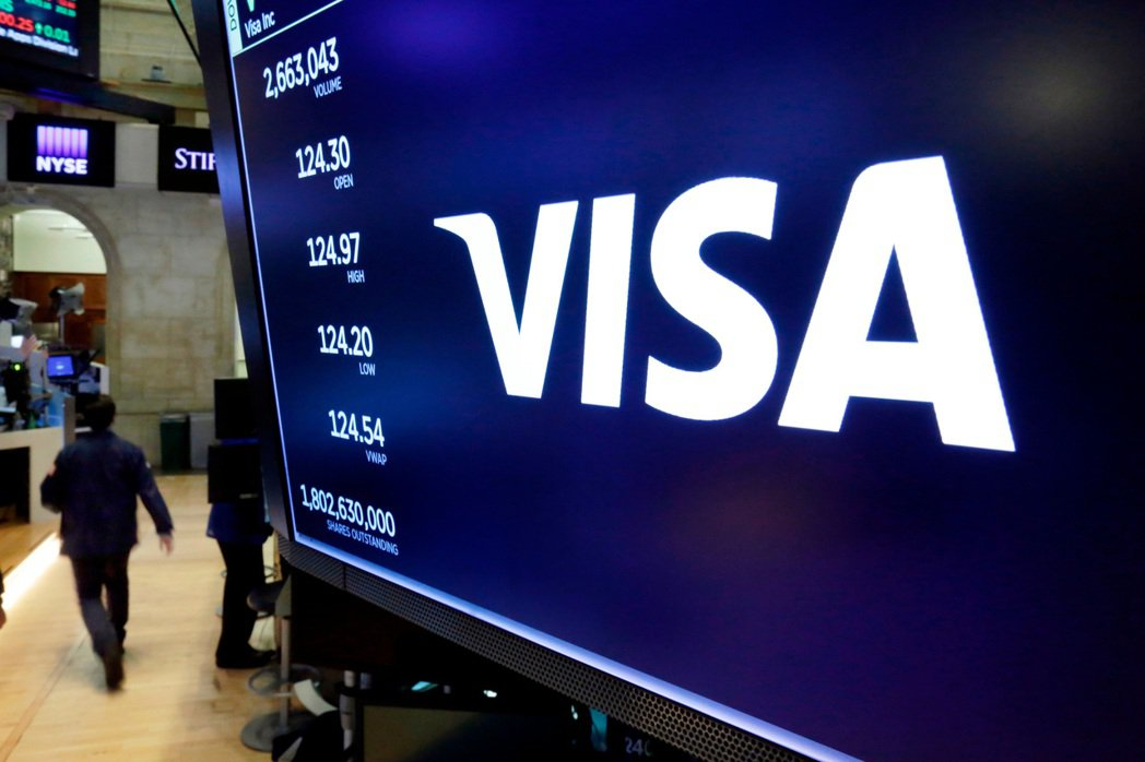 Visa已終止對金融科技新創Plaid的收購計畫。美聯社