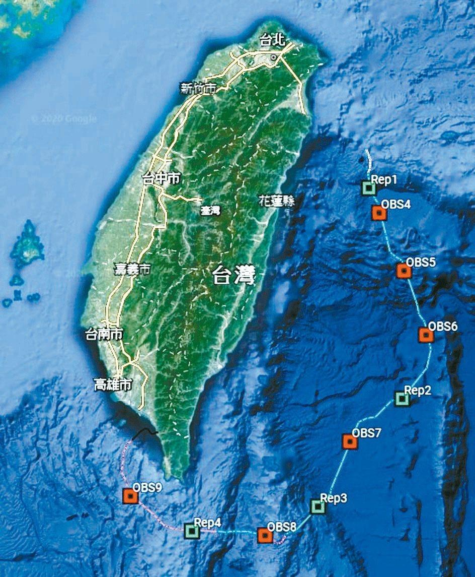 NEC此次所布建的海纜長度達620公里,安裝深度最深處達水下5,800公尺海床,...