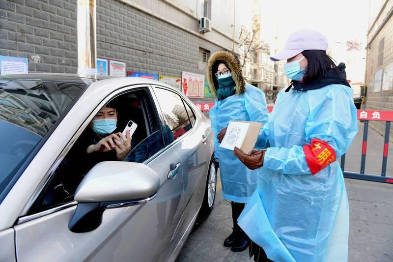 黑龍江疫情嚴峻 新增40例確診、50例無症狀感染