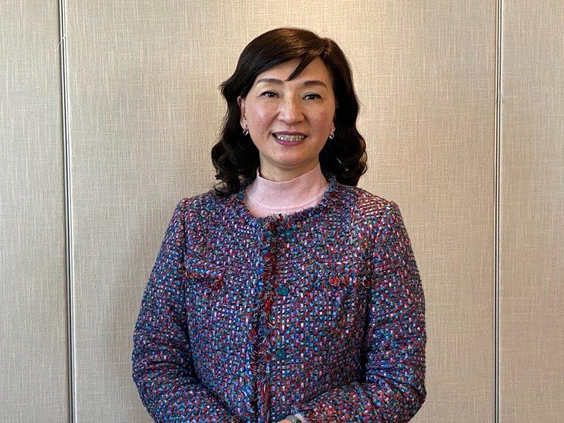 安勤董事長劉琍綺。記者吳凱中/攝影