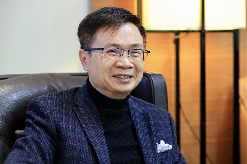 外貿協會董事長黃志芳(本報系資料庫)