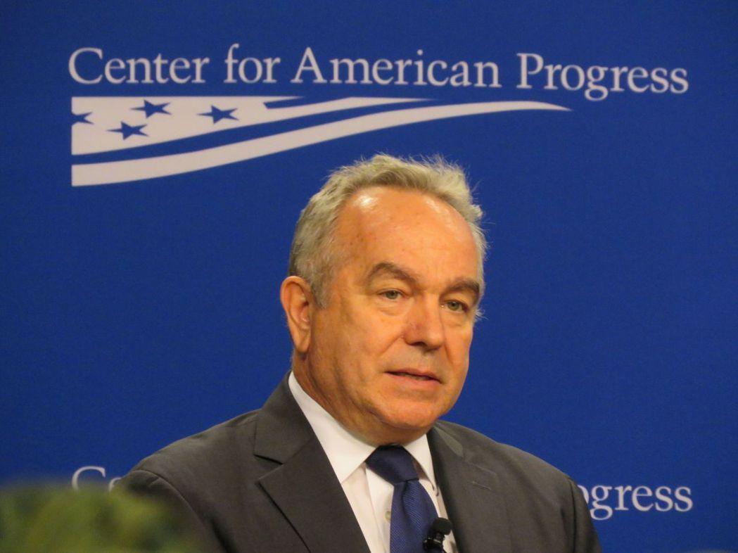 美國國務院前亞太助理國務卿康貝爾(Kurt Campbell)。 (本報資料照片...