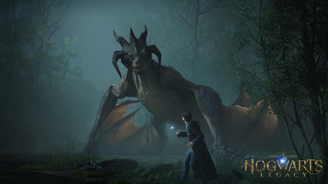 《霍格華茲的傳承》美術圖|來源:Hogwarts Legacy