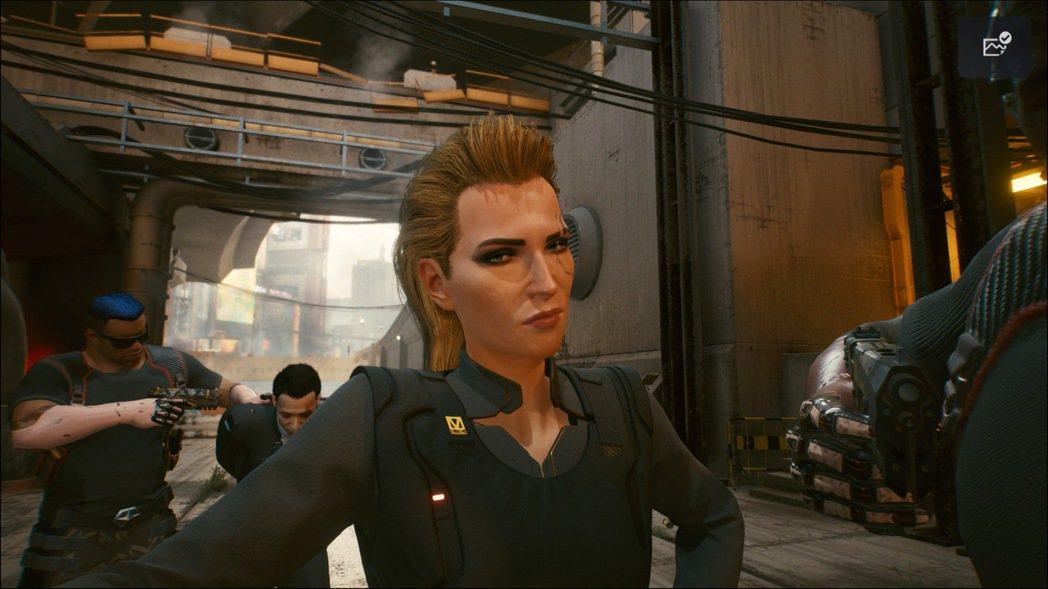 《電馭叛客2077》 圖:擷自遊戲