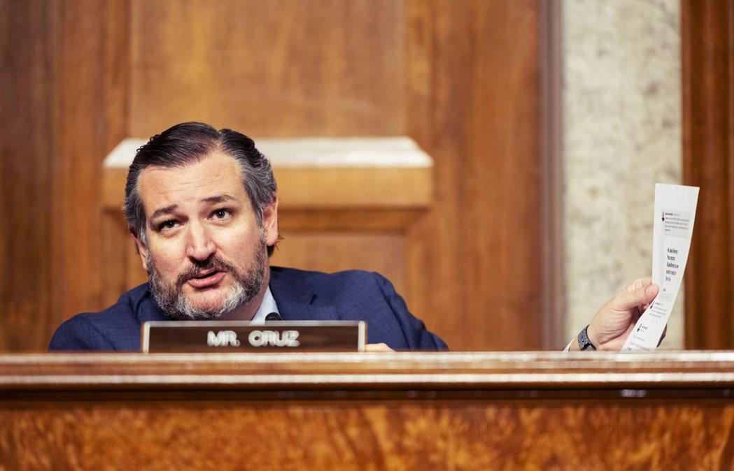 德州參議員克魯茲(Ted Cruz)——本身也有「爭奪2024年總統大選提名」的...