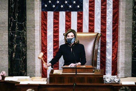 美國眾議院13日以「232贊成:197票反對」的結果,以煽動叛亂為指控,通過了總...
