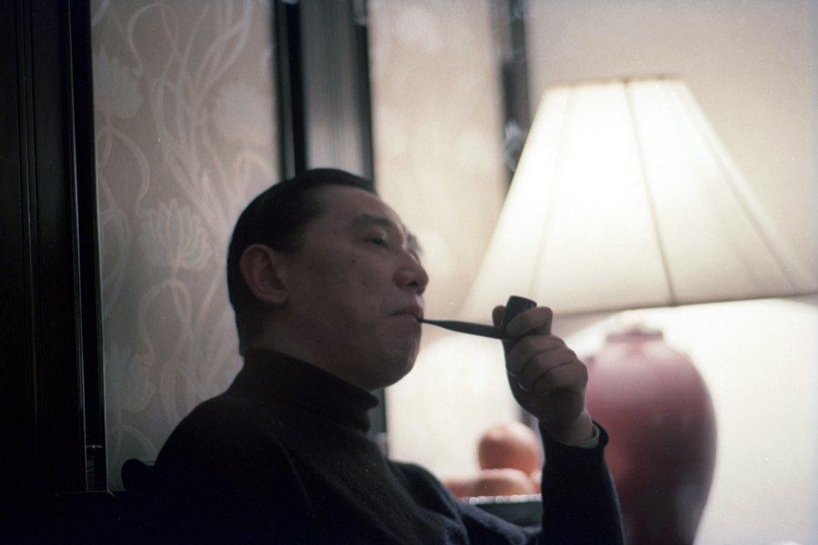 傅聰,攝於1989年,國賓飯店。 圖/聯合報系資料照