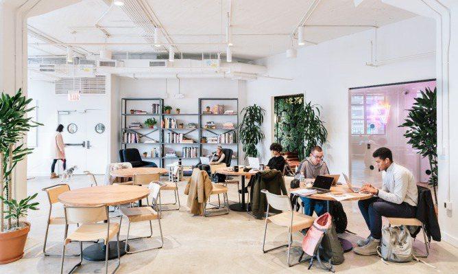 荷蘭新創公司蓬勃,在家工作能為小資本的公司省下大筆辦公室費用,需要團隊開會或討論...