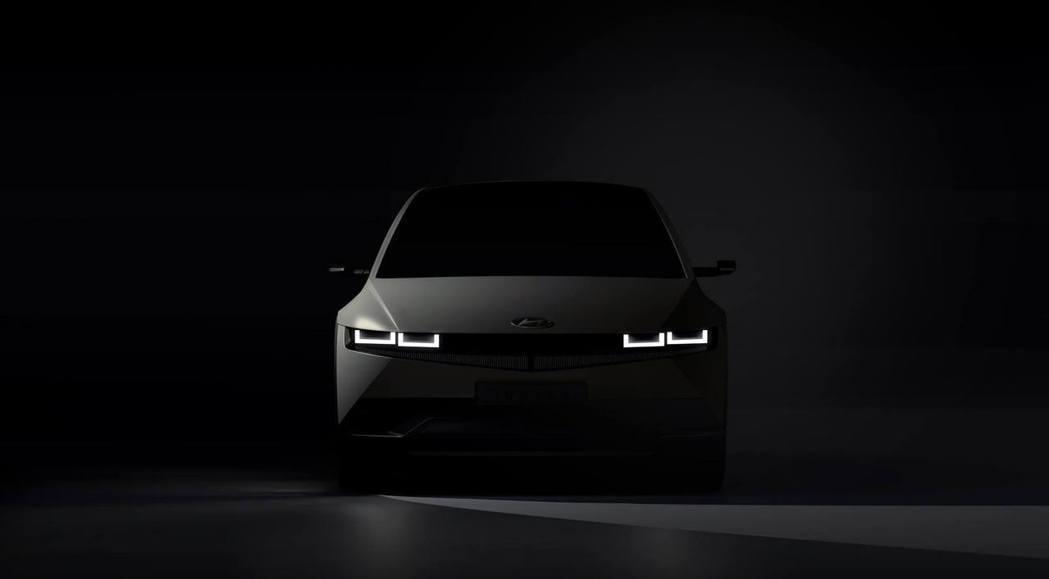 全新Hyundai Ioniq 5是「IONIQ」升格為Hyundai電動子品牌...