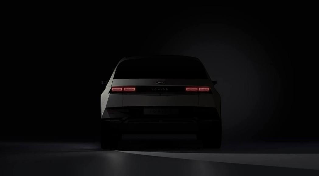 全新Hyundai Ioniq 5預定在二月發表。 摘自Hyundai