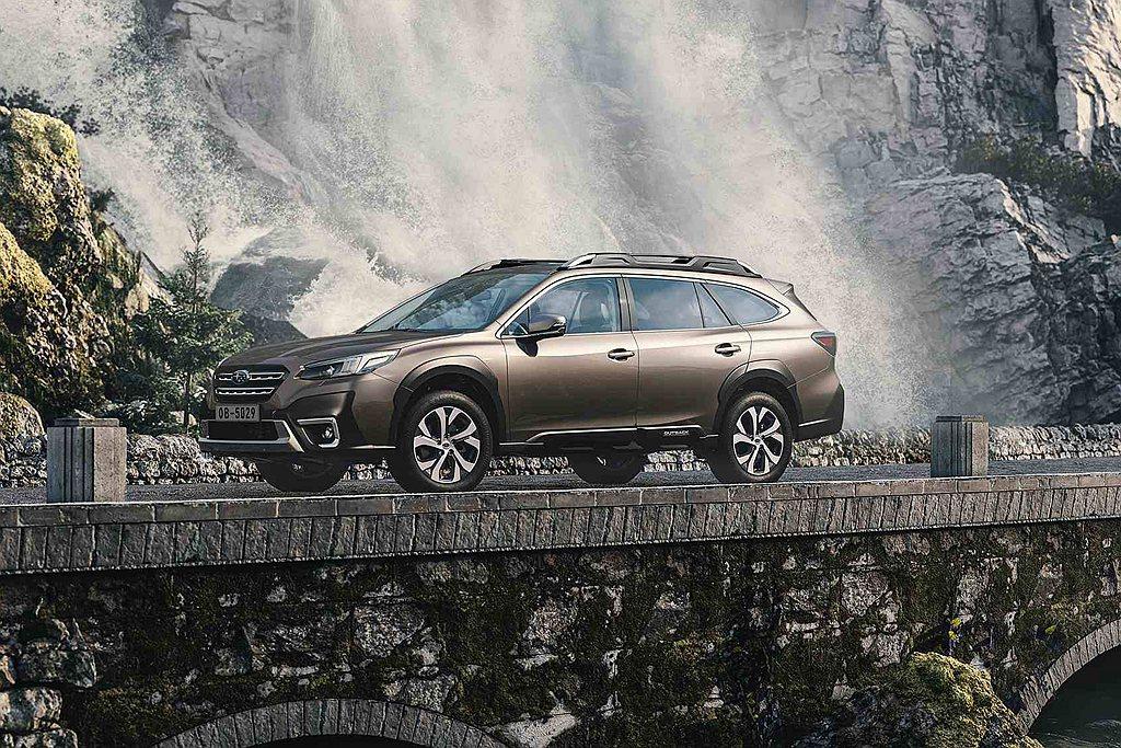 大改款Subaru Outback終於導入台灣市場,並公布正式售價與預購優惠。 ...