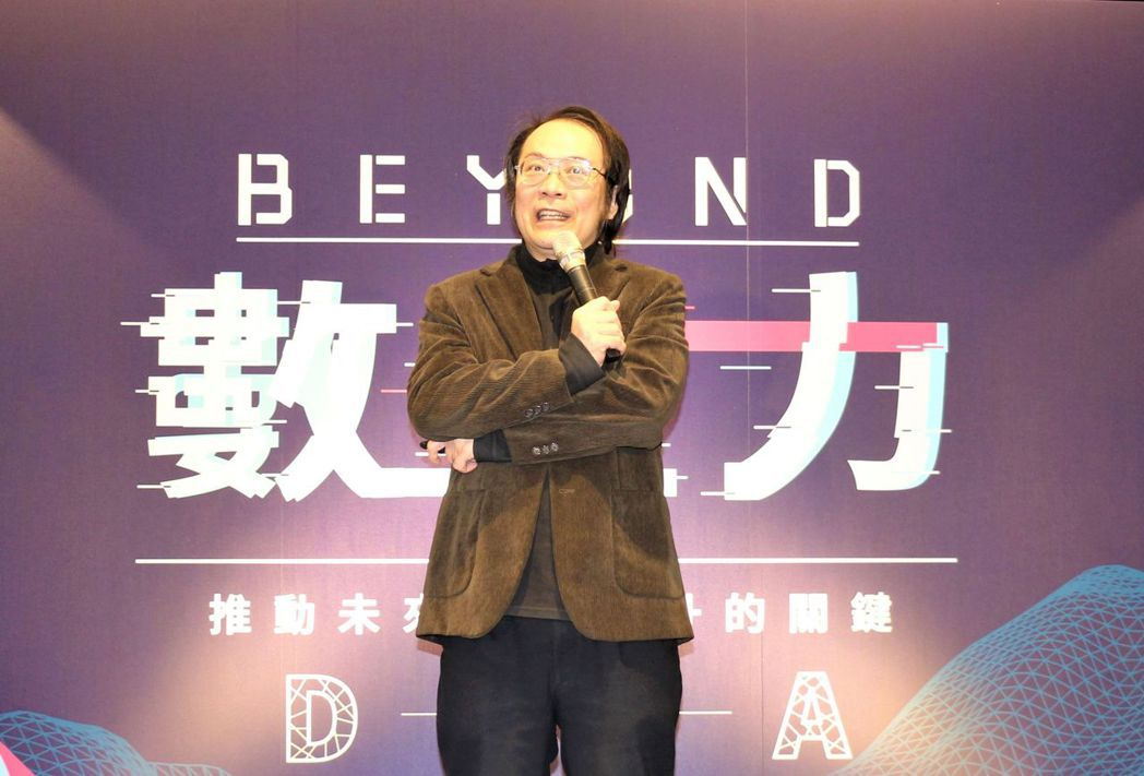 Google台灣前董事總經理簡立峰。 劉美恩/攝影