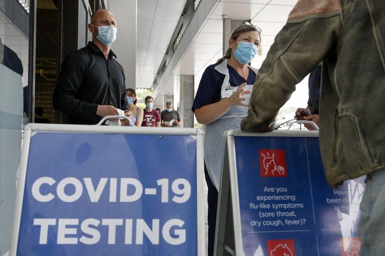 世衛組織表示,尤其是在北半球,新冠疫情將進入第2年,情況可能更加嚴峻。美聯社