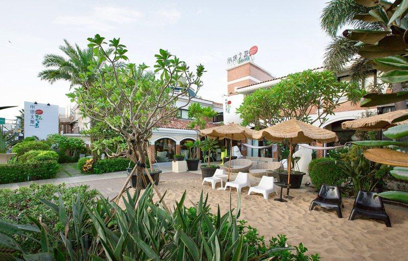 承億文旅墾丁雅客小半島也拿下「2020全台最美飯店精品都會型」第七名。記者宋健生/攝影