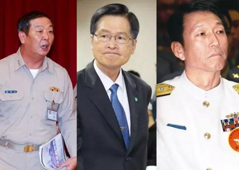 媒體報導昨日指出,國防部長嚴德發與參謀總長黃曙光合力刪除了在「軍事戰略」中前參謀總長李喜明所納入的ODC構想。圖/本報資料照