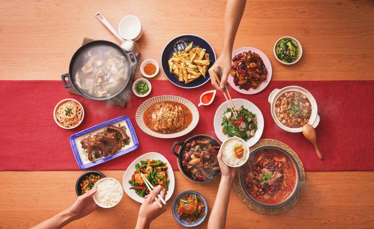 「開飯川食堂」,今年會新增4間分店。圖/饗賓餐旅提供