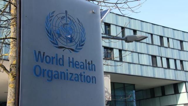 世界衛生組織。(百度)