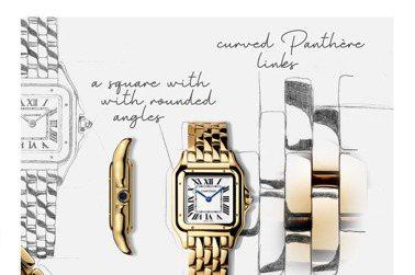 將線條淬煉出無可取代的經典 卡地亞經典作品Icons成為「新日常」