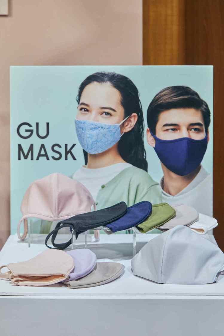 不只有人氣彩妝,連同話題新品口罩,預計將引進mask和fashion mask兩...