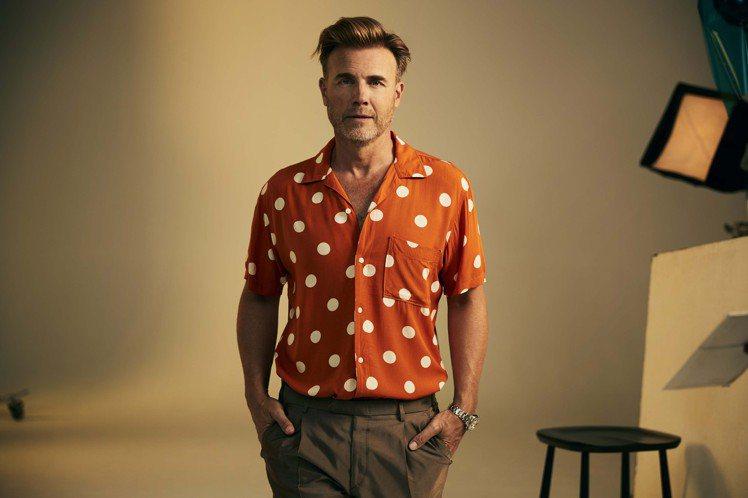 張信哲前年飛往英國宣傳演唱會,因緣際會結識接招合唱團(Take That)主唱蓋瑞巴洛(Gary Barlow),雙方相談甚歡,如今由蓋瑞巴洛為他譜曲打造新歌「A Matter of Love(當年...